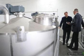 В Украине начал работу новый завод удобрений
