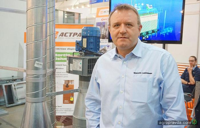 АСА «Астра» приводит в Украину новую технологию сушки зерна
