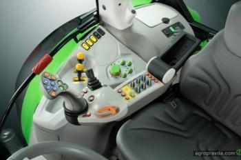 Deutz-Fahr представил новую серию тракторов 6 CShift