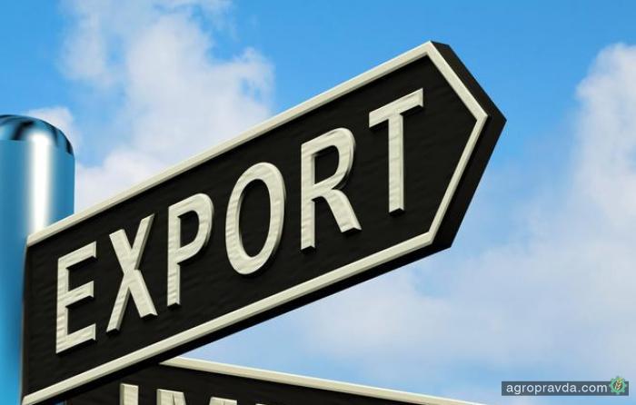 Аграрии обеспечили более 37% украинского экспорта