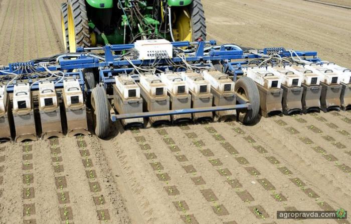 На создание трактора с искусственным интеллектом собрали $30 млн