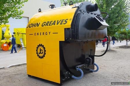 Какие инновации представил John Greaves на АгроЭкспо-2019
