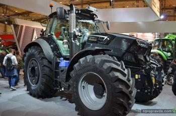 Deutz-Fahr продемонстрировал новые модели «черных тракторов»