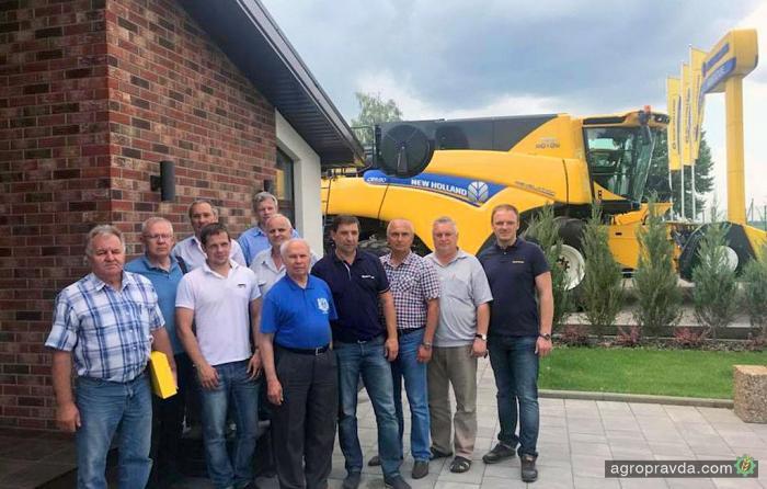 New Holland проводит обучение преподавателей аграрных ВУЗов Украины