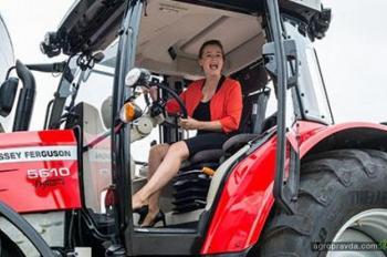 Трактор Massey Ferguson отправляют на Южный полюс