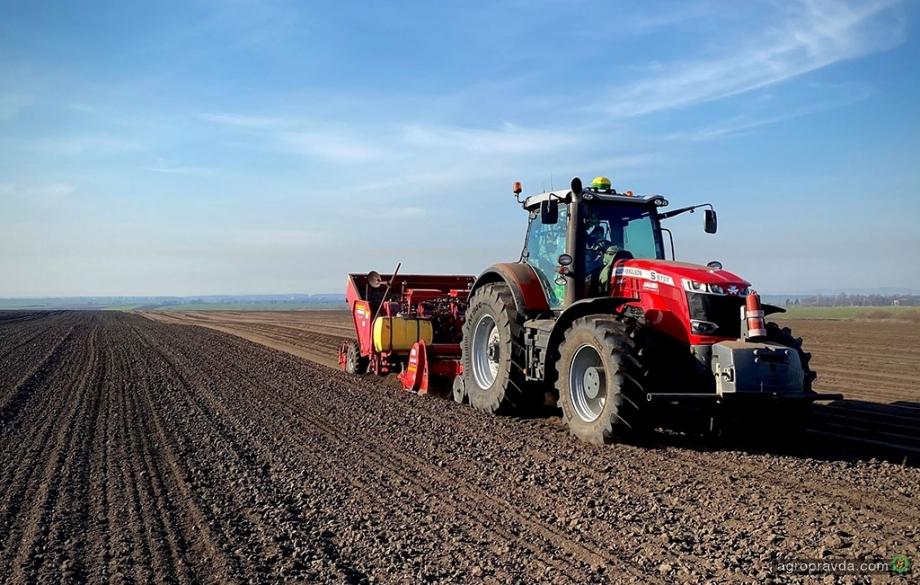 В Украине замедляются темпы сокращения сельхозпроизводства