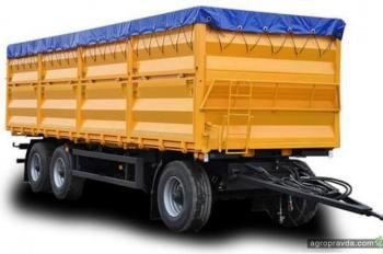 Зерновозы МАЗ можно купить на специальных условиях
