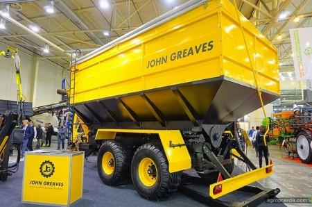 John Greaves осваивает все новую продукцию