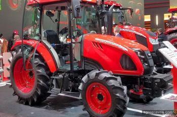 Дебютировал новый модельный ряд тракторов Zetor