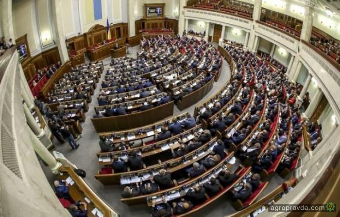 Какие аграрные законы приняла Верховная Рада