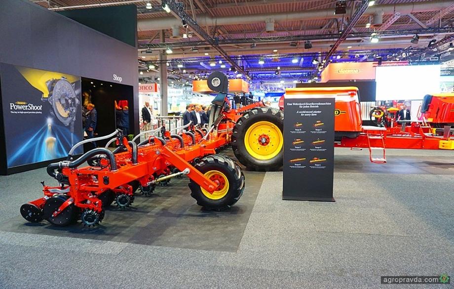 Väderstad получила награду «Машина года 2020» на выставке Agritechnica