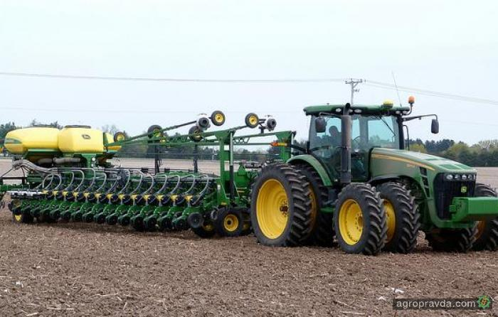 Сорвалась сделка John Deere и Monsanto