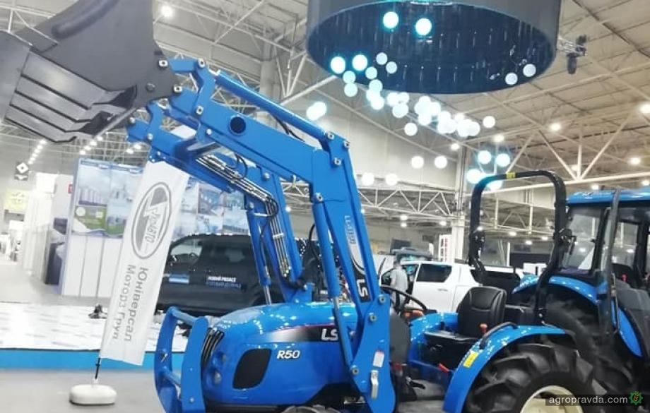 В Киеве стартовала выставка AgroComplex