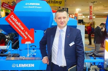 В Lemken рассказали о планах и перспективах в Украине