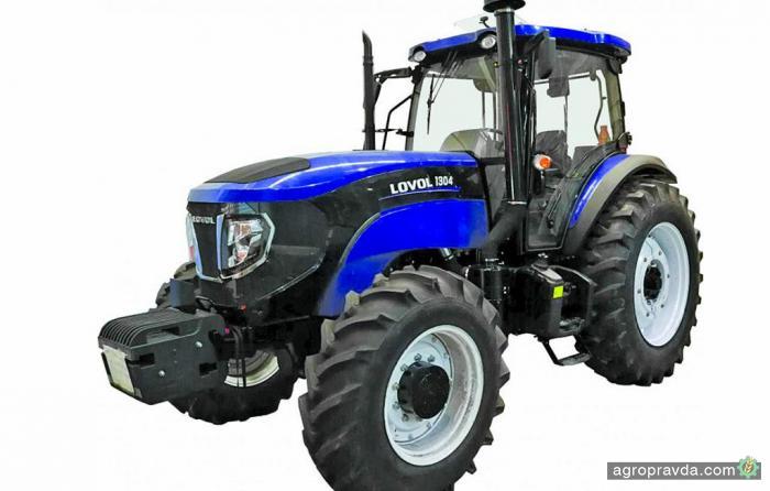 В Украине появились новые тракторы Lovol