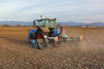 Lemken рассказал о новой технологии точного высева