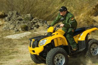 Квадроциклы могут полностью исчезнуть с украинского рынка