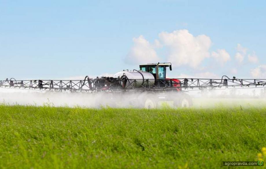 Украинские производители удвоили выпуск удобрения КАС