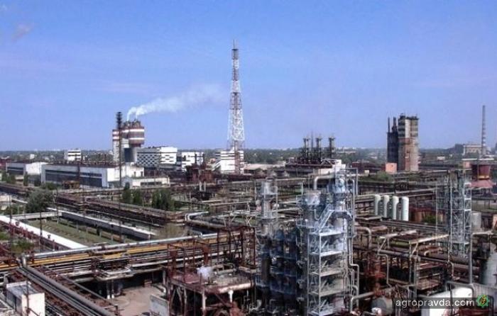 Черкасский «Азот» планирует расширить производство КАС