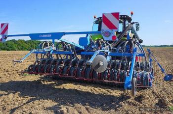 Lemken представил новую модульную систему для посева