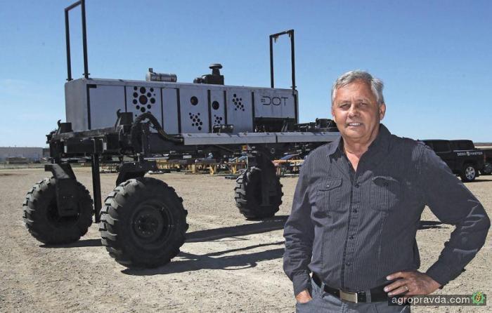 Найдена альтернатива тракторам