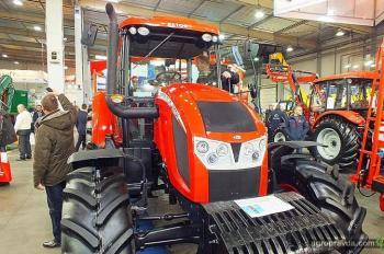 В Киеве представили весь модельный ряд тракторов Zetor