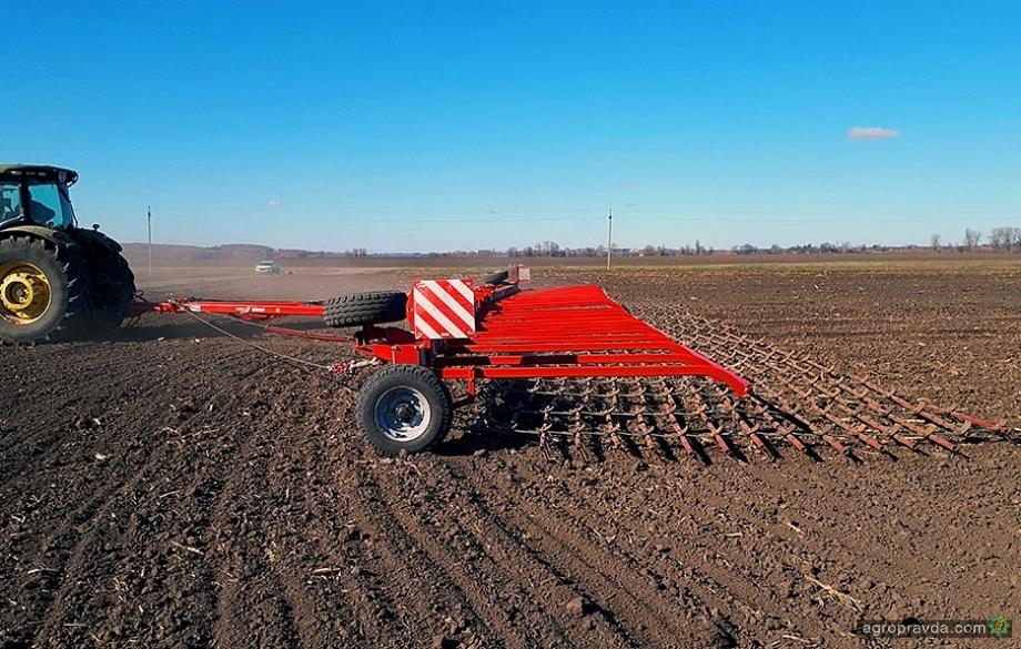 Аграрии приобрели 1200 единиц техники по господдержке