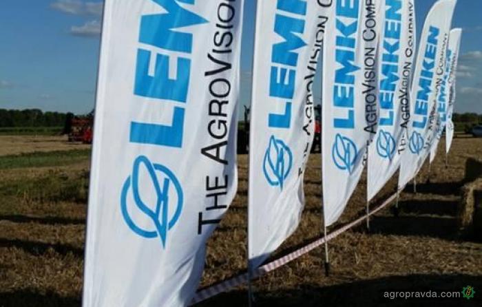 У Lemken фиксирует рост продаж во всем мире