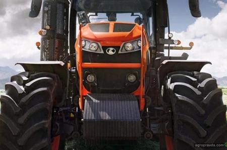 Представлены тракторы Kubota от Versatile
