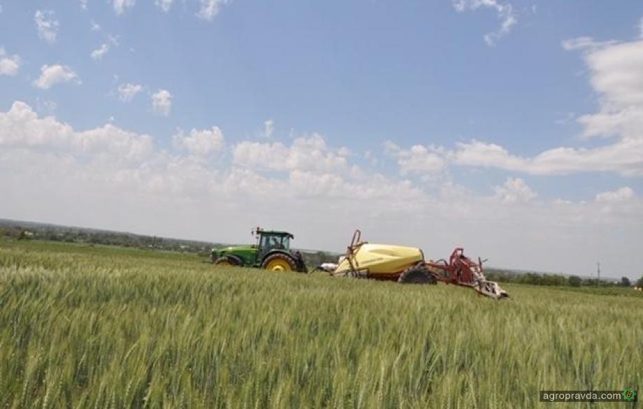 Агрорынок Украины способен расти на 20% ежегодно