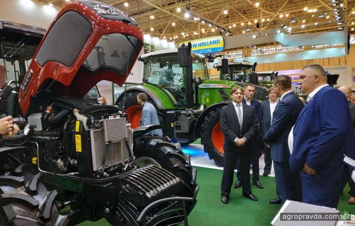 «Агроспейс» на АгроТехСервис представит высокоэффективную сельхозтехнику