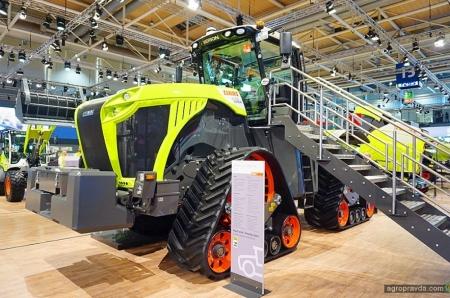 Самые интересные новинки мощных тракторов Agritechnica-2019