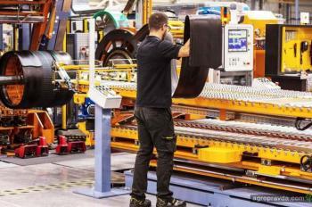 Continental открыл новый завод по выпуску сельскохозяйственных шин