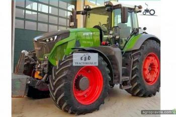 Папарацци засекли трактор Fendt 900 нового поколения