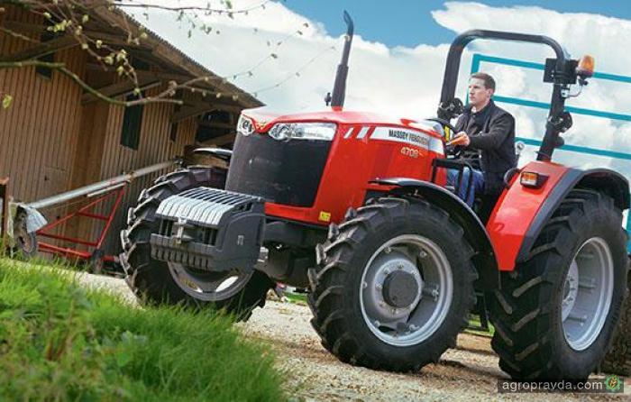 Massey Ferguson готовит новый бюджетный трактор