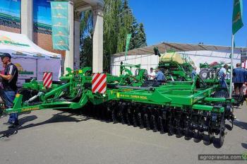 Great Plains представил в Киеве новинки Ганновера