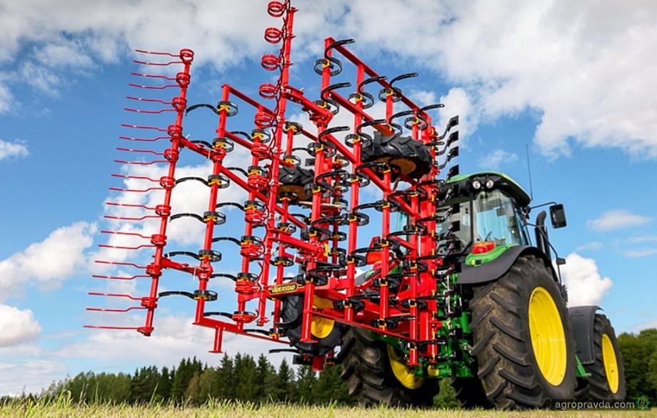 Väderstad представил новый навесной культиватор