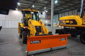 Украинский бренд A.Tом совершенствует линейку навесного оборудования
