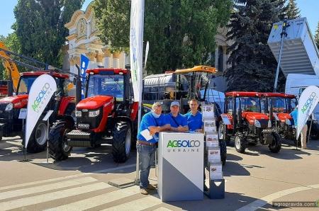 Экспозиция АГСОЛКО отмечена четырьмя медалями выставки АГРО-2020