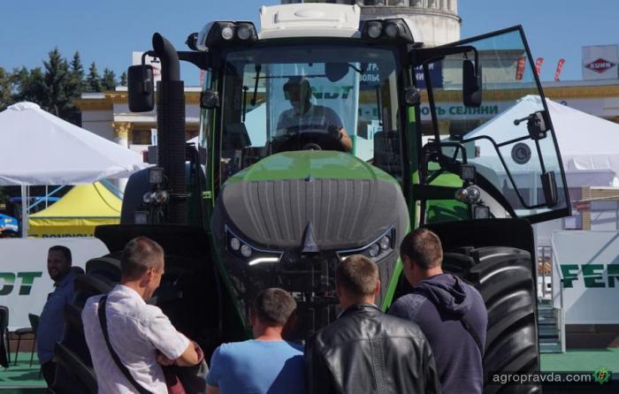 «Агроспейс» продемонстрирует эффективную технику на выставке в Херсоне