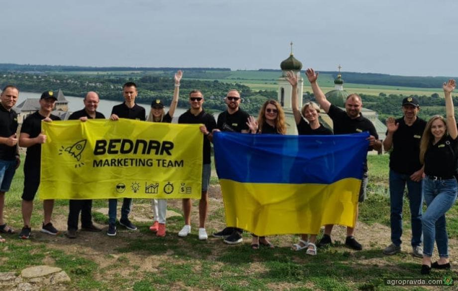 Україна вийшла на друге місце у рейтингу Bednar