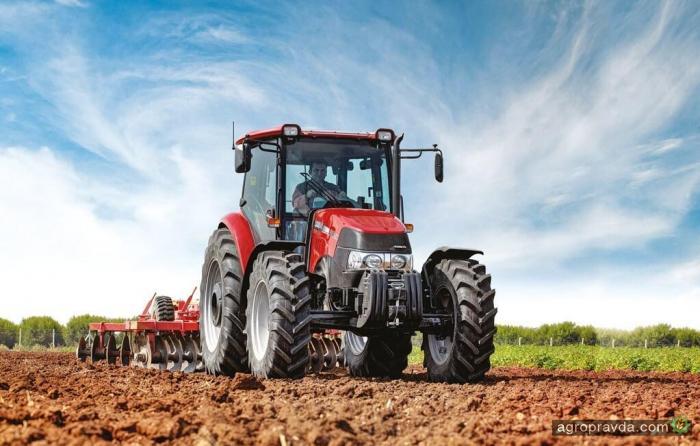 Агрохолдинг «Мрия» приобрел новую партию тракторов Case IH
