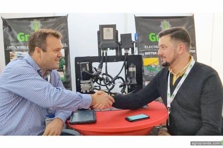 Graham Electric Planter на выставке Agritechnica 2019