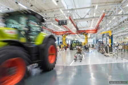 CLAAS запускает «Завод будущего»