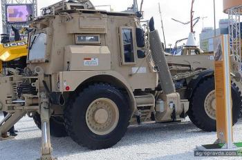 Военные тракторы. Фото