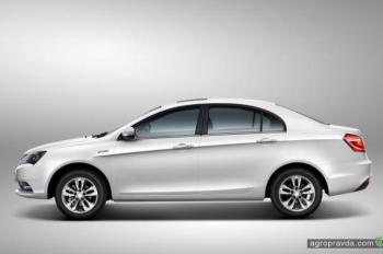 Geely Emgrand 7 распродают за 309 900 грн.
