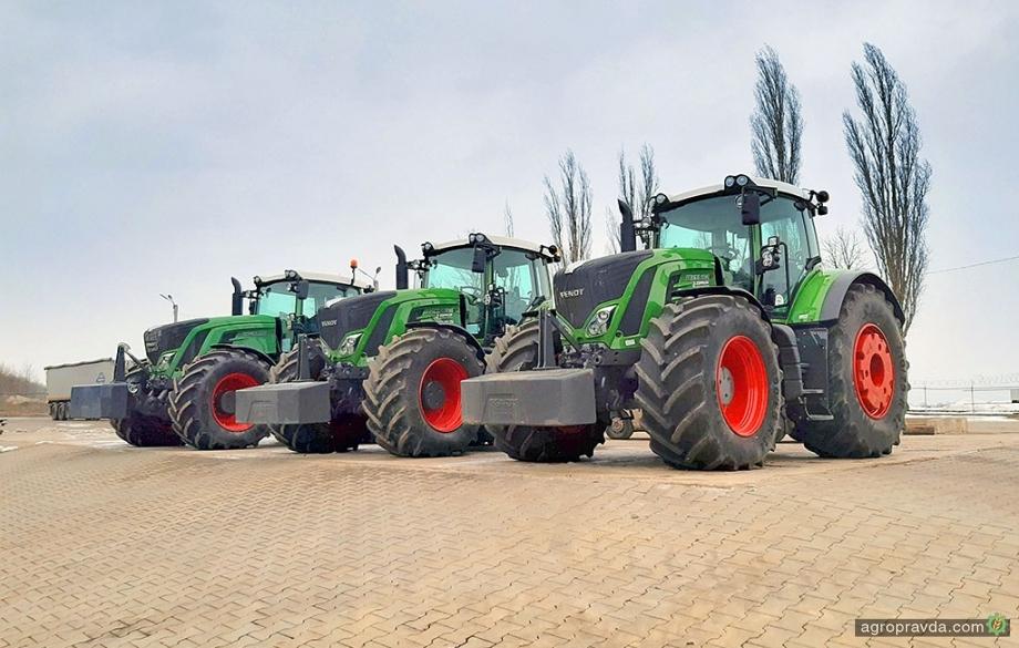 Европейский рынок тракторов ожидает рекорда