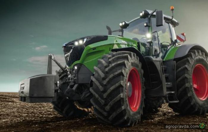 В Киеве представят новейший трактор Fendt 1000