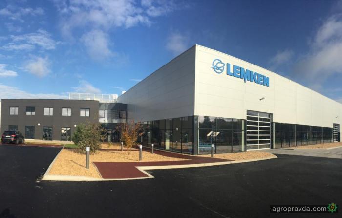 Lemken укрепляет свои позиции в Европе