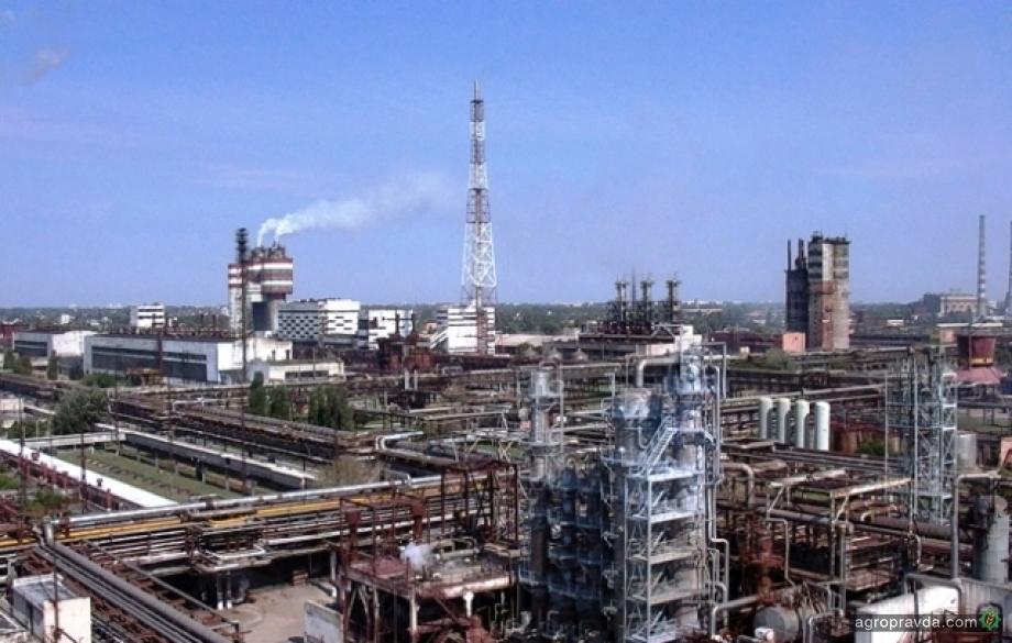 В модернизацию черкасского «азота» вложили 188 млн. грн.